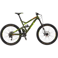 Bicicleta GT Enduro Sanction Comp 2017