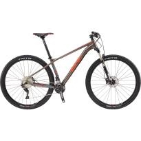Bicicleta GT XC Zaskar Comp 9R 2017