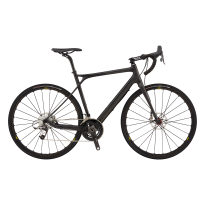 Bicicleta GT Enduroad Grade Carbon Red 2017