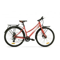 Bicicleta Pegas Hoinar Roz Mat 2017