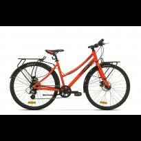 Bicicleta Pegas Hoinar Portocaliu Neon 2017
