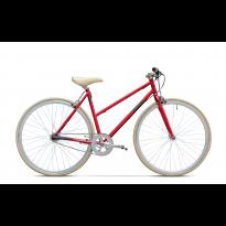 Bicicleta Pegas Clasic Rosu Mat 2017
