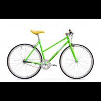 Bicicleta Pegas Clasic Verde Neon 2017