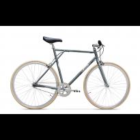 Bicicleta Pegas Clasic Gri Spatial Fixie 2017