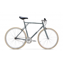 Bicicleta Pegas Clasic Gri Spatial 2017