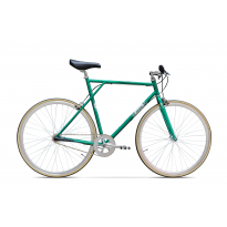 Bicicleta Pegas Clasic Verde Smarald 2017