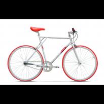 Bicicleta Pegas Clasic Alb Perlat 2017