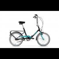 Bicicleta Pegas Practic Negru Mat 2017