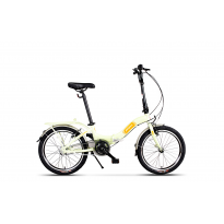 Bicicleta Pegas Camping Verde Fistic 2017