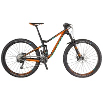 Bicicleta SCOTT Genius 930 2018