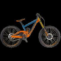 Bicicleta SCOTT Gambler 710 2018