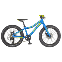 Bicicleta SCOTT Scale JR 20 Plus 2018