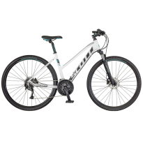 Bicicleta SCOTT SUB Cross 30 Lady 2018