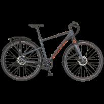 Bicicleta SCOTT Silence EVO 2018