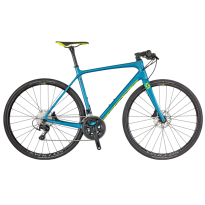Bicicleta SCOTT Metrix 10 Disc 2018