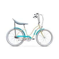 Bicicleta Pegas Strada 2 Crem Inghetata 2017