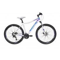 "Bicicleta Cross Fusion Lady 27.5"" 2015 Disc Mecanic"