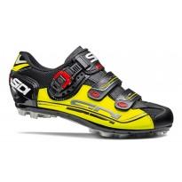 Pantofi ciclism MTB Sidi Eagle 7 negru galben