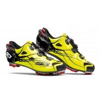 Pantofi ciclism MTB Sidi Tiger Carbon SRS galben negru