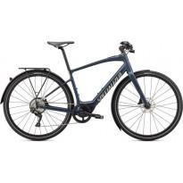 Bicicleta SPECIALIZED Turbo Vado SL 4.0 EQ - Navy/White Mountains Reflective S
