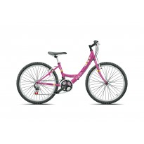 Bicicleta Cross Alissa 24 2017 - Roz