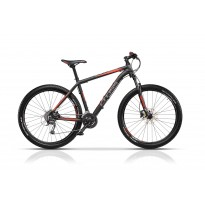 Bicicleta Cross Grip 8 27.5 2017 - Negru