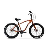 Bicicleta Pegas Cutezator EV Portocaliu Cupru 2017