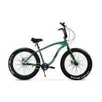Bicicleta Pegas Cutezator EV Verde Smarald 2017