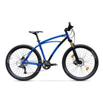 Bicicleta Pegas Drumet Albastru Mat 2017
