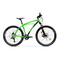 Bicicleta Pegas Drumet Verde Neon 2017