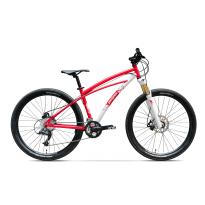 Bicicleta Pegas Drumet Rosu Mat 2017