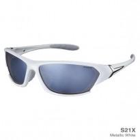 Ochelari Shimano CE-S21X Metalic White