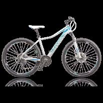 """Bicicleta Cross Fusion Lady 27.5"""" 2015"""