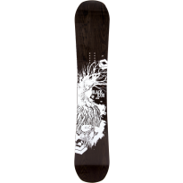 Placa snowboard F2 Blackdeck Wood 2019
