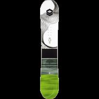 Placa snowboard F2 Reverse Green 2019