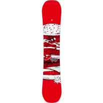 Placa snowboard F2 TNT Red 2019