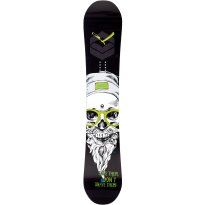 Placa snowboard F2 Union Green 2019