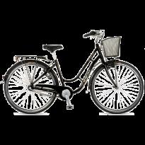 Bicicleta IDEAL City Life Nexus 3 2012