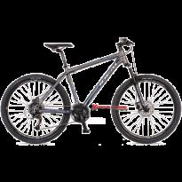 "Bicicleta IDEAL PRO Rider 26"" 2014"