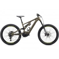 Bicicleta SPECIALIZED Kenevo Comp - Gunmetal/Hyper Green S3