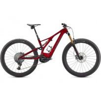 Bicicleta Specialized S-Works Turbo Levo - Red Tint/Satin Black XL