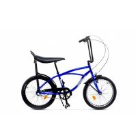 Bicicleta Pegas Strada Mini Albastru Calator 2017