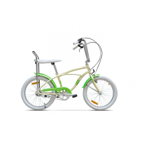 Bicicleta Pegas Strada Mini Crem Inghetata 2017