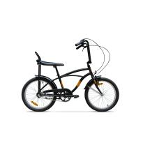 Bicicleta Pegas Strada Mini Negru Mat 2017