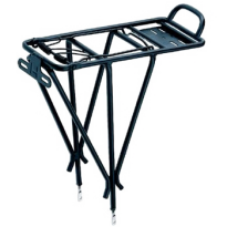 Point Portbagaj aluminiu negru