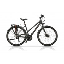 Bicicleta Cross Quest Lady Trekking 28 2017