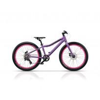 Bicicleta CROSS Rebel girl - 24'' junior - 310mm 2021