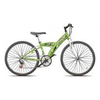 Bicicleta Cross Rocky 24 2017 - Verde