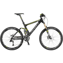 Bicicleta SCOTT Genius 30 2012
