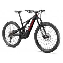 Bicicleta SPECIALIZED Turbo Levo Comp - Black/Flo Red s4